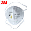 3M 9502V+ KN95 Face Mouth N95 Respirator Mask PM2.5 Protective Mask earloop