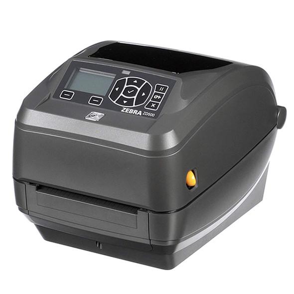 Zebra ZD500 Printer, USB, WIFI, Bluetooth, Serial, Ethernet, Parallel Options ZD50042-T01A00FZ