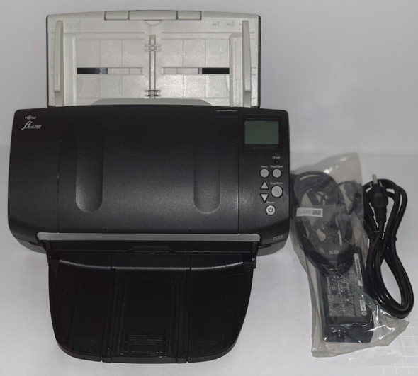 Fujitsu fi-7160 Color Scanner PA03670-B055 Page Count 7912