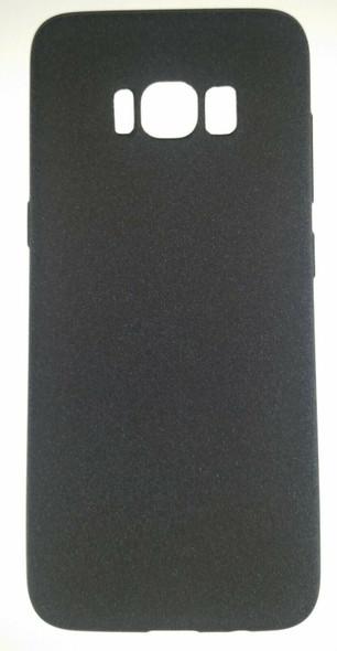 Samsung Galaxy S8 Slim Sandstone Soft Back Cover