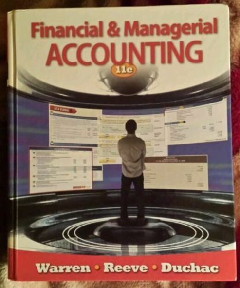 Financial & Managerial Accounting 11th Ed.