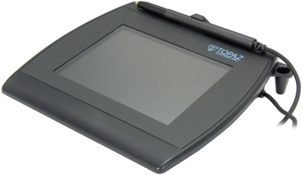 Topaz SignatureGem LCD 4x5 Signature Pad T-LBK766-BHSB-R