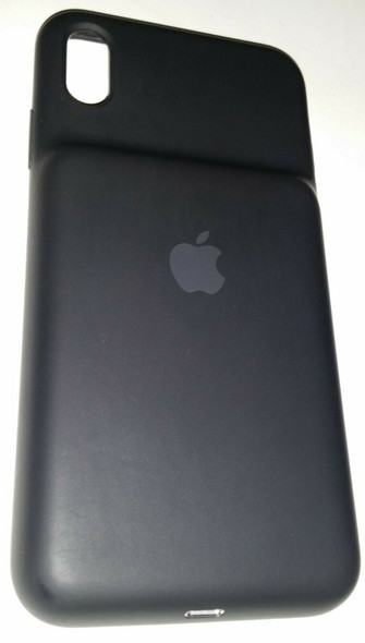 Genuine Apple iPhone XS Max Smart Battery Case - Black