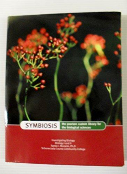 Symbiosis : The Pearson Custom Library for the Biological Sciences