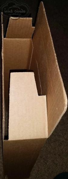 one piece mailer 12x10x3