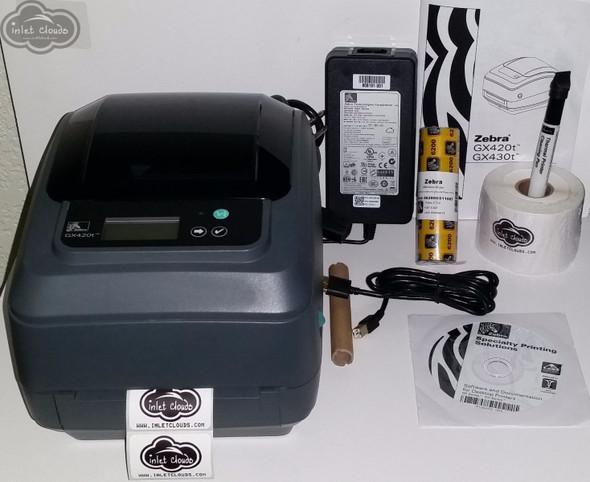 Zebra GX42T Printer (GX42-101810-000)