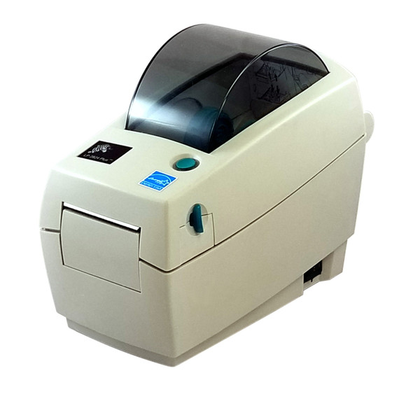 Zebra LP2824 Plus Direct Thermal Barcode Printer 282P-201510-000 USB & Network