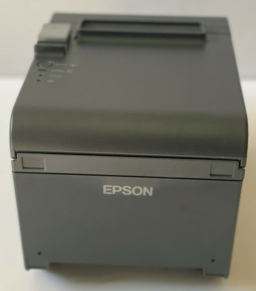 EPSON TM-T20II POS Receipt Printer M267E, Ethernet, AutoCutter
