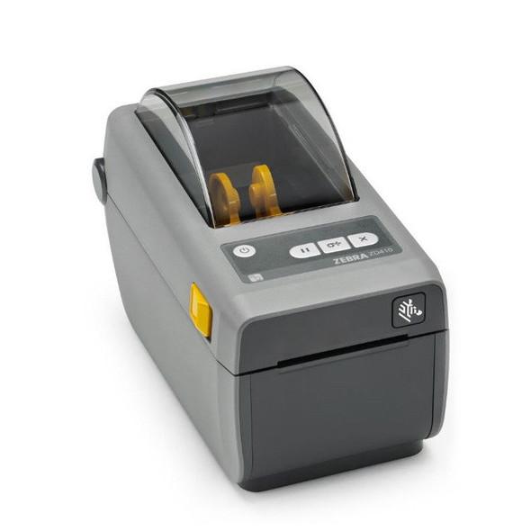 Zebra Zd410 Thermal Label Printer ZD41022-D01M00EZ USB Bluetooth
