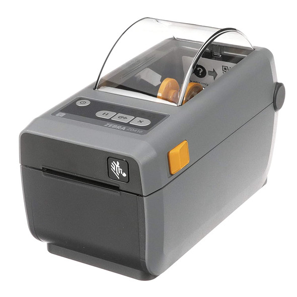 Zebra ZD410 ZD41022-D01E00EZ Bluetooth, USB, LAN Label Printer