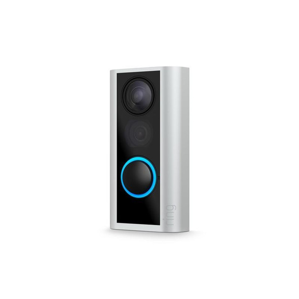 Ring Peephole Wireless Security Camera, HD video, 2-way talk, Motion Knock detection