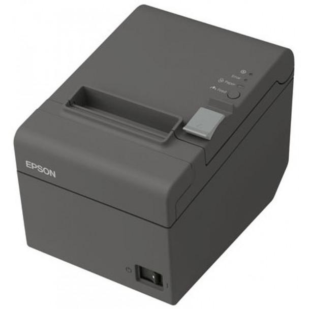 EPSON TM-T20II C31CD52062 POS Receipt Printer, USB, AutoCutter