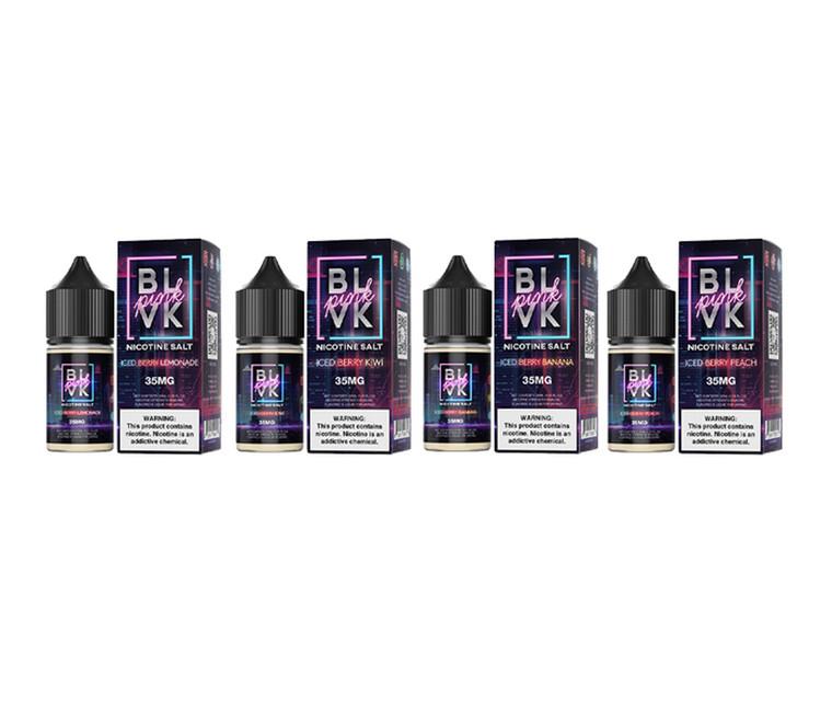 BLVK Pink Salt - 30ml