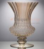 Glass Vase 46141 - Diamond star wedding decor 17x46