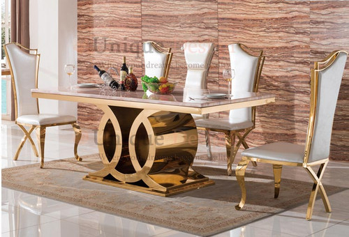 Dresden Dining Table - Size 180x90x75
