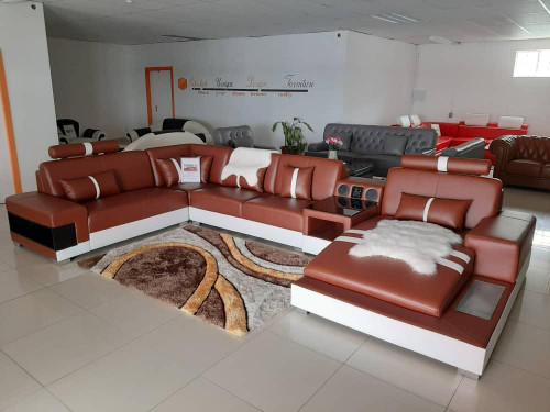 Uri U Shape sofa with Radio