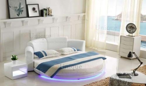 Tamaro Round Bed