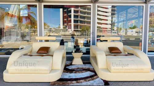 Geneva Lounge sofa