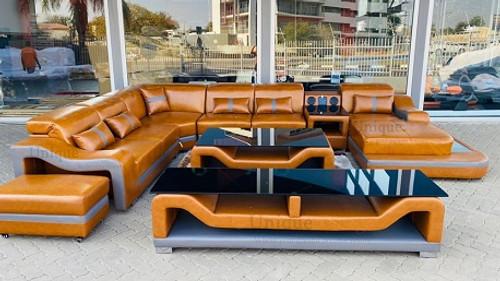 St. Moritz U shape sofa