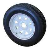 SpaDolly Trailer Wheel and Tire