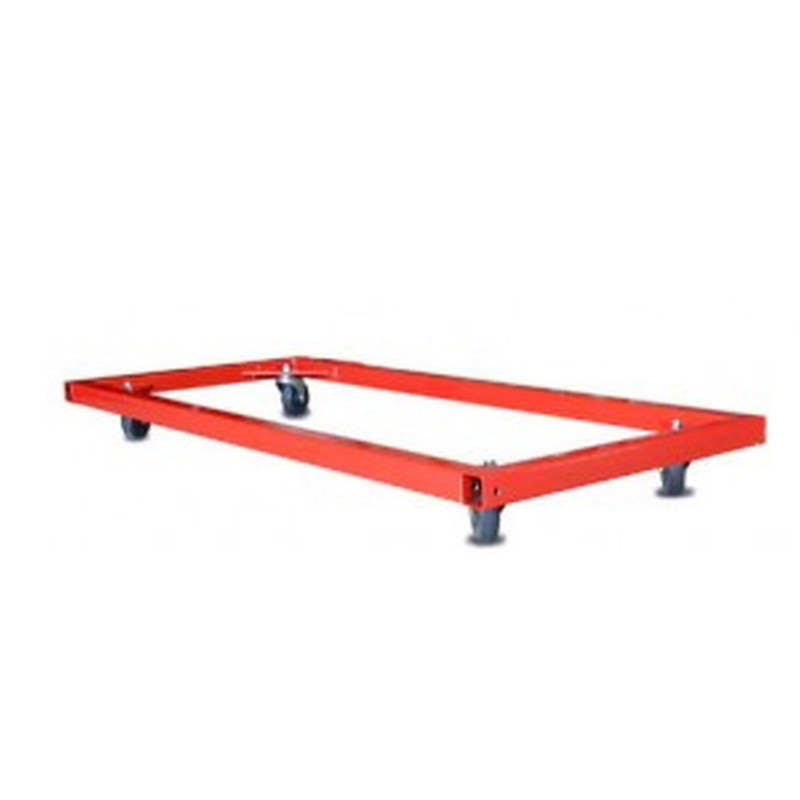 Hot Tub Mover Spa-Mover 40 inch wide spa sled mover 106 inch by 40 inch