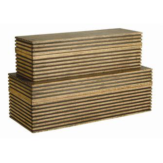 Trinity Boxes, Set of 2 (314|2222)