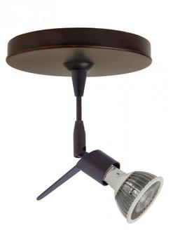 Besa Tipster Spotlight 1Sp Bronze 1x9W LED Mr16 (127|1SP-QF3-LED-BR)