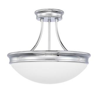 3 Light Semi-Flush (42|2037CH)