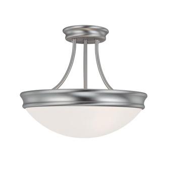 3 Light Semi-Flush (42|2037MN)