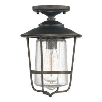 1 Light Outdoor Flush Mount (42|9607OB)