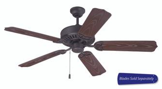 52'' Ceiling Fan, Blade Options (20 OPXL52FB)