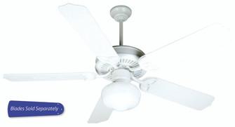 52'' Ceiling Fan, Blade Options (20 OPXL52W)