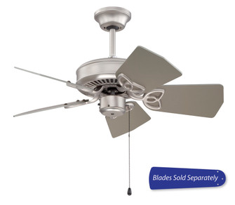 30 inches  Ceiling Fan, Blade Options (PI30BN)