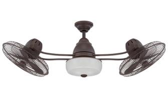 48'' Dual Head Ceiling Fan w/Blades & Light Kit (20|BW248AG6)