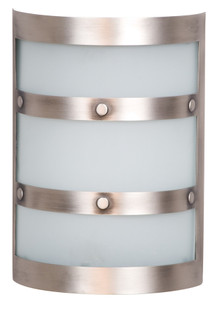 Metal Chime w/Frosted Glass (20|CH1405-PT)