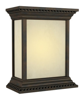 LED Hand Carved Crown Molding w/Linen Glass (20|ICH1520-OB)