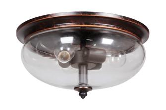 3 Light Flushmount (20|38783-AGTB)
