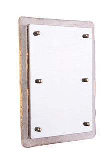 LED Recessed w/ Artisan Glass (20|ICH1715-CH)