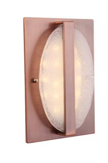 LED Recessed w/ Round Artisan Glass (20|ICH1720-BCP)