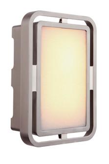 LED Metal Frame w/ Linen Glass (20|ICH1735-BNK)
