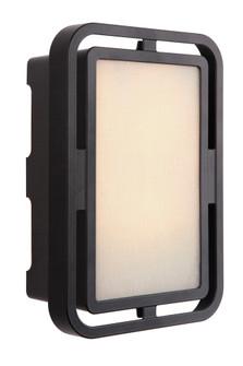 LED Metal Frame w/ Linen Glass (20|ICH1735-OB)
