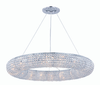 Paris 18 light Chrome Chandelier Clear Royal Cut Crystal (758|2114G41C/RC)