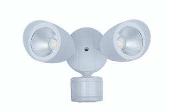 LED SECURITY LIGHTS, 5000K, 270 degree, CRI80, ES, UL, 20W, 120W EQUIVALENT, 50000HRS, LM1400, DIMMA (758|MSL1003)