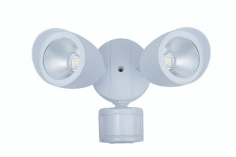 LED SECURITY LIGHTS, 5000K, 270 degree, CRI80, ES, UL, 20W, 120W EQUIVALENT, 50000HRS, LM1400, DIMMA (758|MSL1003)