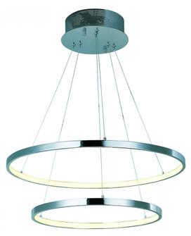 Hoops LED-Single Pendant (94|E22714-PC)