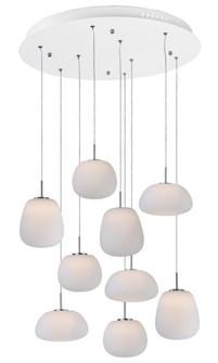 Puffs-Multi-Light Pendant (94|E21127-11WT)