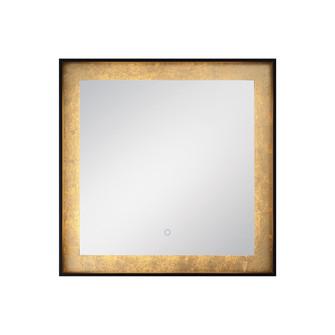 MIRROR,LED,EDGE-LIT,SQ,GOLD (4304|33829-012)