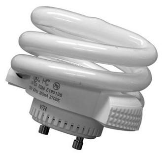 Inlet: Gu24 Cfl18 Light Bulb (90|PPGU24C18)