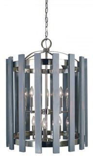 10-Light Arcadia Dining Chandelier (84 5120 PN)