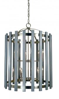 12-Light Arcadia Foyer Chandelier (84|5128 PN)
